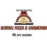 Nobhill Pizza & Shawarma Logo
