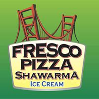 Fresco Pizza Shawarma Logo