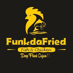 Funk Da Fried Fish and Chicken Logo