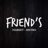 Friends Market & Bistro Logo