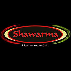 Shawarma Food Logo
