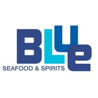 Blue Seafood & Spirits Logo