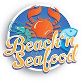 Beach N Seafood Logo