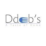 Ddeb's A Taste Of Home Logo