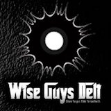 Wise Guys Deli and Pizza Logo
