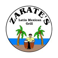Zarate's Latin Mexican Grill Logo