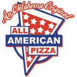 All American Pizza Logo
