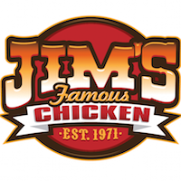 Jim's Famous Chicken Logo