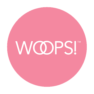 Woops! French Macarons Logo