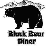Black Bear Diner (5661 Tinker Diagonal) Logo