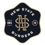 Newstate Burgers & Spirits Logo