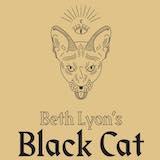 Beth Lyon's Black Cat Logo