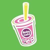 Boba Cafe Logo