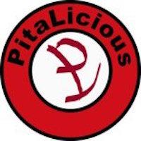 PitaLicious (1st St.) Logo