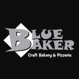 Blue Baker (Research Boulevard) Logo