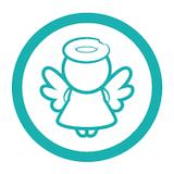 Angel Donuts Logo