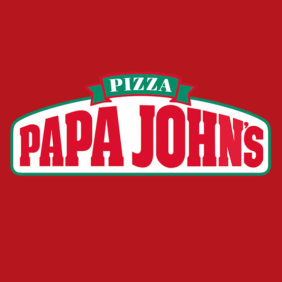 Papa John's (900 East Pecan Street, Suite 600) Logo
