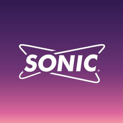 Sonic (2014 Pecan St) Logo