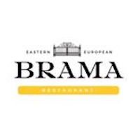 Brama Restaurant Logo
