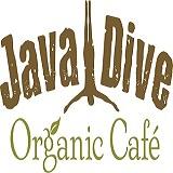 Java Dive Organic Cafe - Beecave Logo