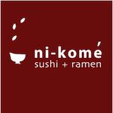 Ni-Kome Sushi And Ramen Logo