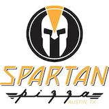 Spartan Pizza Logo