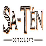 Sa-Tén Coffee and Eats Logo