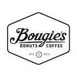 Bougie's Donuts & Coffee Logo