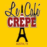 Le Café Crépe Logo