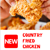 Country Fried Chicken Logo