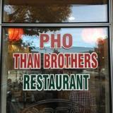 Than Brothers Restaurant Logo