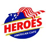 Heroes cafe Logo