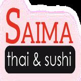 Saima Thai & Sushi Logo