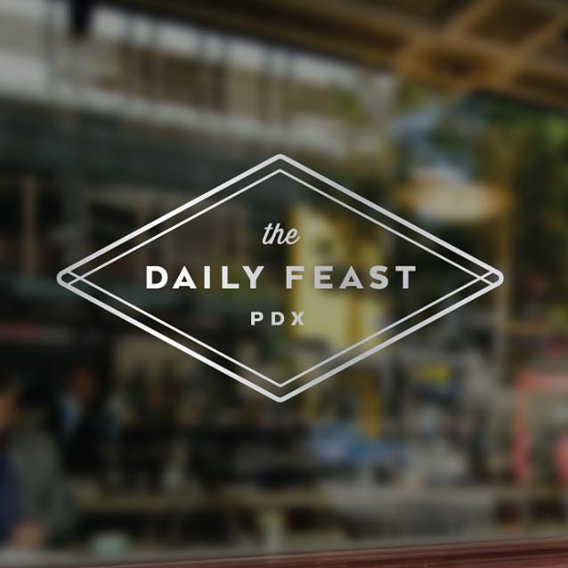The Daily Feast Logo