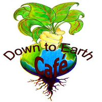 Down To Earth Cafe Logo