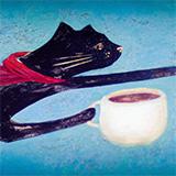 Flying Cat Coffee Logo