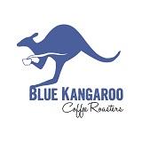 Blue Kangaroo Coffee Roasters Logo