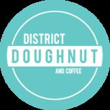 District Doughnut  4238 Wilson Boulevard Logo