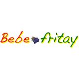 Bebe Fritay - Rogers Ave Logo