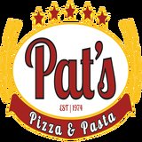 Pat's Pizza and Pasta Logo