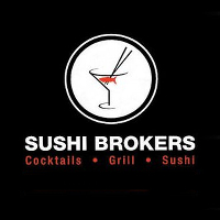 Sushi Brokers Logo