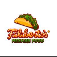 Filiberto's Mex food  Logo