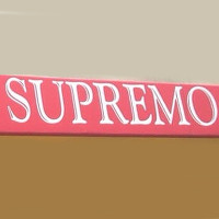 Supremo Pizza Logo