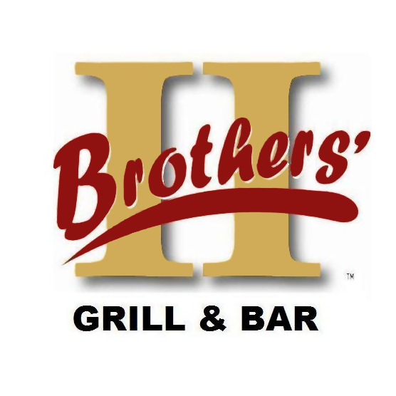 II Brother's Grill & Bar Logo