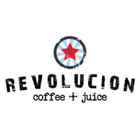 Revolucion Coffee + Juice  Logo