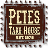 Pete's Tako House (Brooklyn Ave) Logo