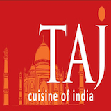 Taj Cuisine Of India Logo
