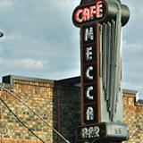 5 Point Cafe / Mecca Cafe  Logo