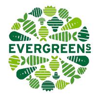 Evergreens Salad Logo