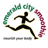 Emerald City Smoothie (Bellevue) Logo